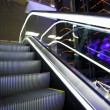 Move escalator in modern office — Stock Photo #1329886