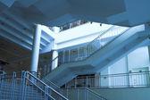 Escadas no shopping — Fotografia Stock