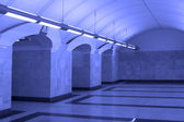 Station of Moscow metro — Stock Photo