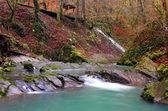 Clean waterfall — Stock Photo
