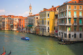 Venice grand channel — Stockfoto