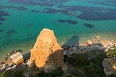 适值岩附近海 2 — 图库照片