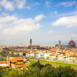 Royalty-Free Stock Photo: Panorama in Florence