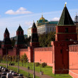 Towers of the Kremlin — Stock Photo