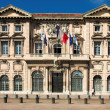 Town hall in Marseille — Stock Photo