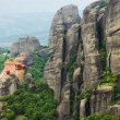 Moni Agiou Nikolaou, Meteora — Stock Photo #1330835