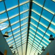 Vertical view on office ceiling — Stock Photo #1330938