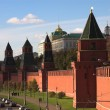 Stock Photo: Towers of the Kremlin