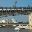 Royalty-Free Stock Photo: Bridge in center of Moscow