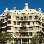 La Pedrera, Antoni Gaudi — Stock Photo #1331174