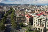 Barcelona'da Ramblas — Stok fotoğraf
