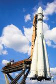 Uzay roketi — Stok fotoğraf