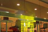 Interior do aeroporto de domodedovo — Fotografia Stock