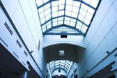 Ceiling inside modern office — Stock Photo