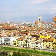 Panorama in Florence - Stock Photo