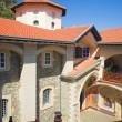 Kikkos Monastery in moutains of troodos — Stock Photo