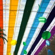 Color ceiling - Foto Stock