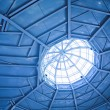 Ceiling inside modern office — Stockfoto