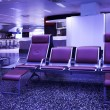 Waiting lounge - Stock Photo