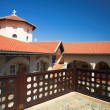Kikkos Monastery in moutains of troodos - Stock Photo