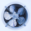 Fan - Stock Photo