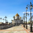 cathedral of christ the savior — Stock Photo #1382008