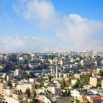 City panorama, Jerusalem — Stock Photo #1382082