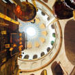 Royalty-Free Stock Photo: Dome in the church of the Holy Sepulchre