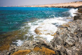 Cape greco nebo cavo greco, agia napa — Stock fotografie