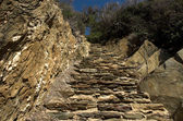 Stairs to sky — Stock Photo