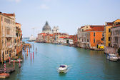 Venice grand channel — Stock Photo