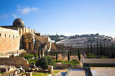 City panorama, Jerusalem — Stock Photo