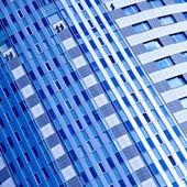 Abstract square diagonal crop — Stock Photo