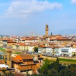 Panorama in Florence — Stock fotografie