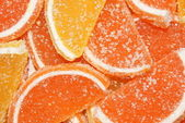 Citric segments — Stock Photo