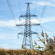 Power pylon — Stock Photo #1208794