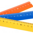 Rulers — Stock Photo