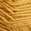 Closeup of hank wool — Stock Photo