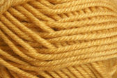 Closeup of hank wool — Stock Photo