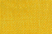 Yellow fabric — Stock Photo
