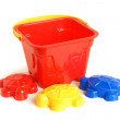 Royalty-Free Stock Photo: Sand-box toys