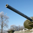 Old Soviet Union tank — Stock Photo #1837144
