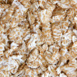 wheat flakes — Stock Photo