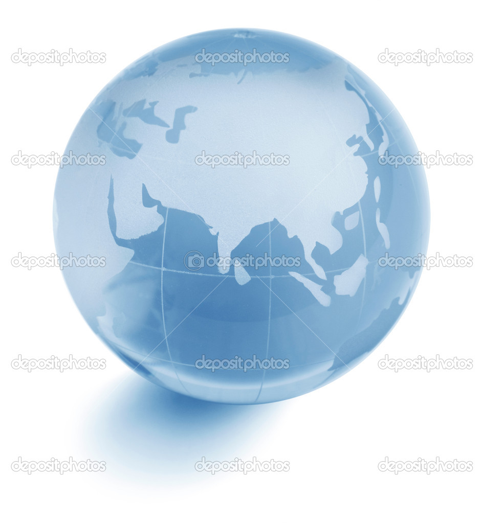 Glass globe — Stock Photo #1216449
