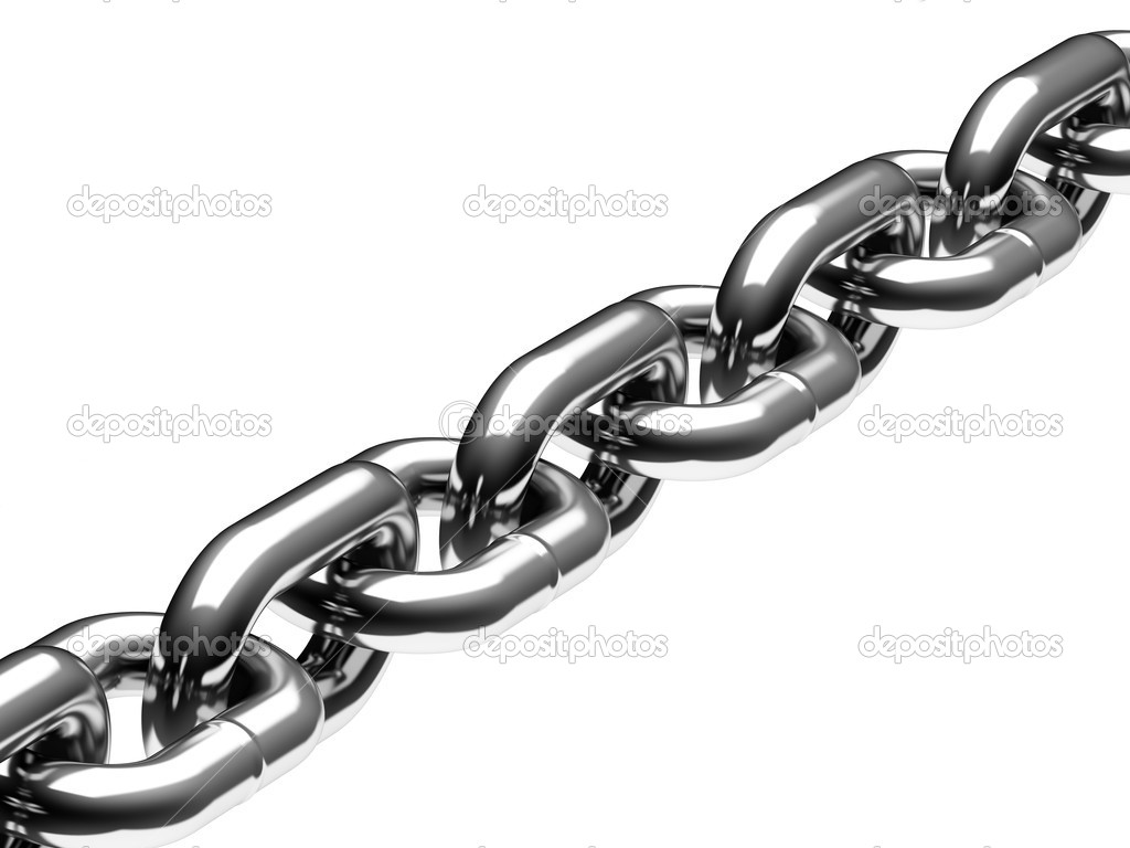 Metal Chain Concept Graphic Royalty Free Stock Photos - Image ...