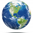 Earth - Foto Stock
