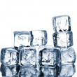 Ice cube — Stock Photo #1296098