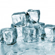 Ice cubes 2 — Stock Photo #1298361