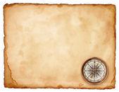 Sztuka kompas — Zdjęcie stockowe