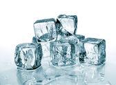 Ice cubes 2 — Stock Photo